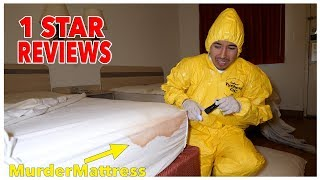 Staying At The WORST Reviewed Hotel In Louisiana.... (1 STAR) *DISGUSTING*