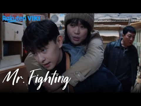 Mr. Fighting - EP5 | Romantic Piggyback Ride?
