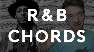 R&B CHORD THEORY EXPLAINED - D'Angelo Breakdown