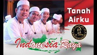 Tanah Airku Indonesia Raya Terbaru Lirik Az Zahir | Lantunan Sholawat