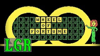 LGR - Wheel of Fortune
