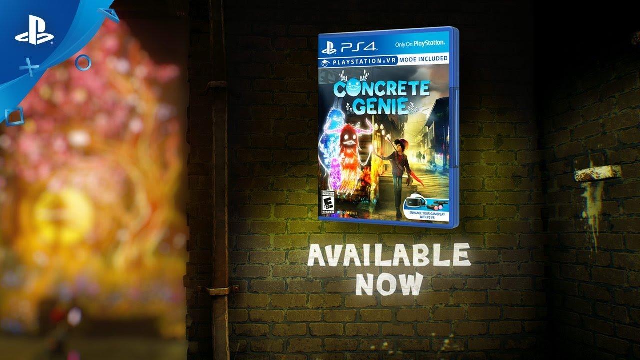 Os jogos de fevereiro para membros PlayStation Plus: Destruction AllStars, Control: Ultimate Edition e Concrete Genie