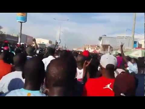 """Angola : la mort d'un sans-papiers lève le voile sur la """"chasse"""" aux étrangers"""