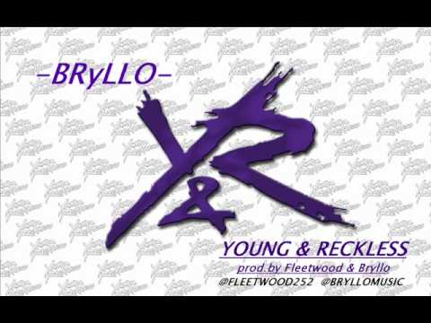 """BRyLLO- """"Young & Reckle$$"""" (beat prod.by Fleetwood)"""