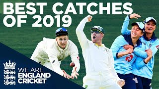 Best Catches Of 2019! | Vote For Your Favourite! | England Cricket 2019
