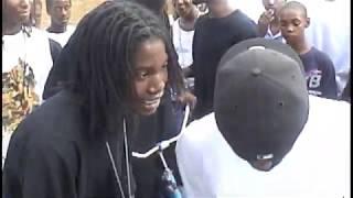 Meek Mill vs Streetz (Mercy street Battle) Summer 2003