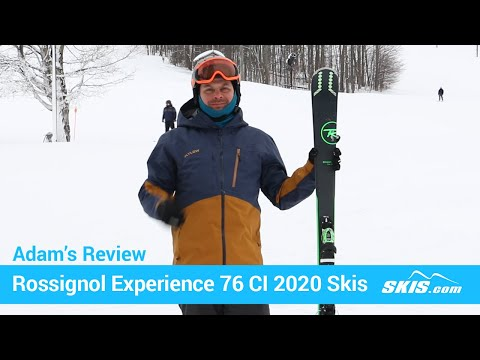 Video: Rossignol Experience 76 CI Skis 2020 1 40