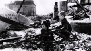 Военный Сталинград глазами ребенка