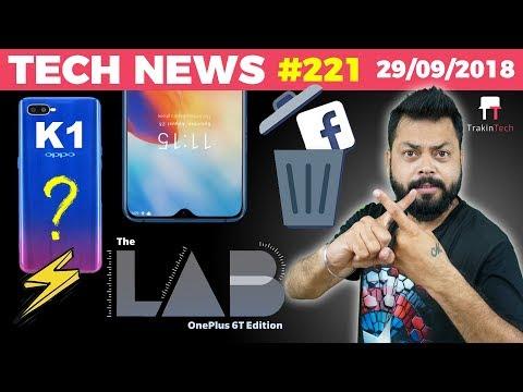 OnePlus 6T, Nokia 7.1 Plus, Oppo K1, Samsung Trolls Apple, Facebook Breach, BSNL Pack -TTN#221