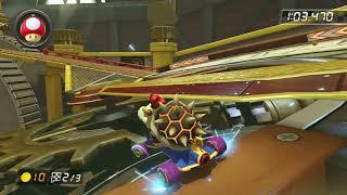 DS Tick-Tock Clock - 1:40.728 - νιстοrιουs (Mario Kart 8 World Record)