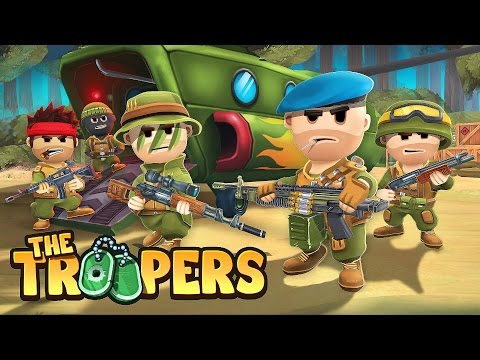 The Troopers: minions in arms βίντεο