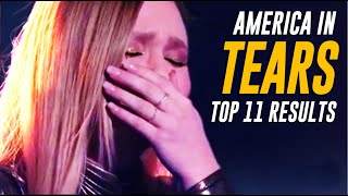 The Voice: One Performance Had America In TEARS + Did Your Faves Make It To TOP 11?