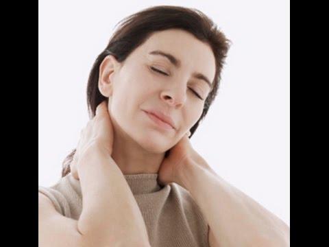 Как лечить шейный остеохондроз упражнения видео
