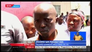 Wahudumu watishia kufunga hifadhi za maiti huko Meru huku mgomo wa madaktari ukiendelea