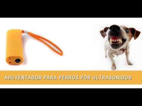 Ahuyentador para perros ultrasonidos