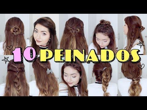 Solo Chicas Peinados Para Colegio O Dia A Dia Wattpad