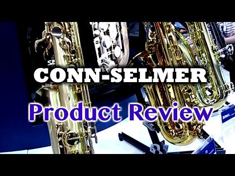 Conn-Selmer – Saxophone Product Review – BriansThing
