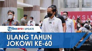 Presiden Jokowi Ulang Tahun ke-60 Hari Ini, Tak Ada Perayaan di Istana, Tetap Kerja Seperti Biasa