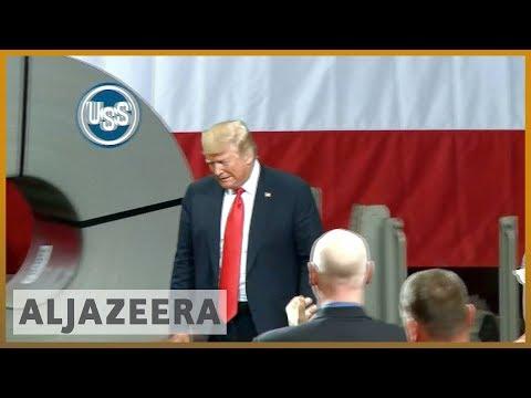 🇺🇸 Trump denies knowing about Russia meeting in Trump Tower   Al Jazeera English