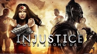 Injustice Gods Among Us Ultimate Edition Game Movie All Cutscenes 1080p HD