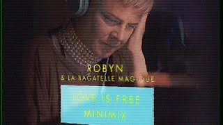 Minimix (En Vivo) - Robyn (Video)