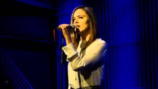 Anna Nalick - Catalyst - Londonderry, NH 3/9/14