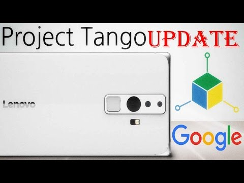 Google Tango Latest News & Update Lenovo Phab 2 Will Launch Next Month Incredible | Features | Specs