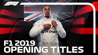 The New Season Is Here! | 2019 F1 Opening Titles