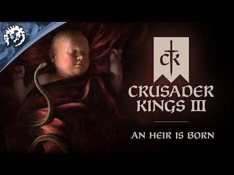 Paradox正式公開《十字軍王者 3》