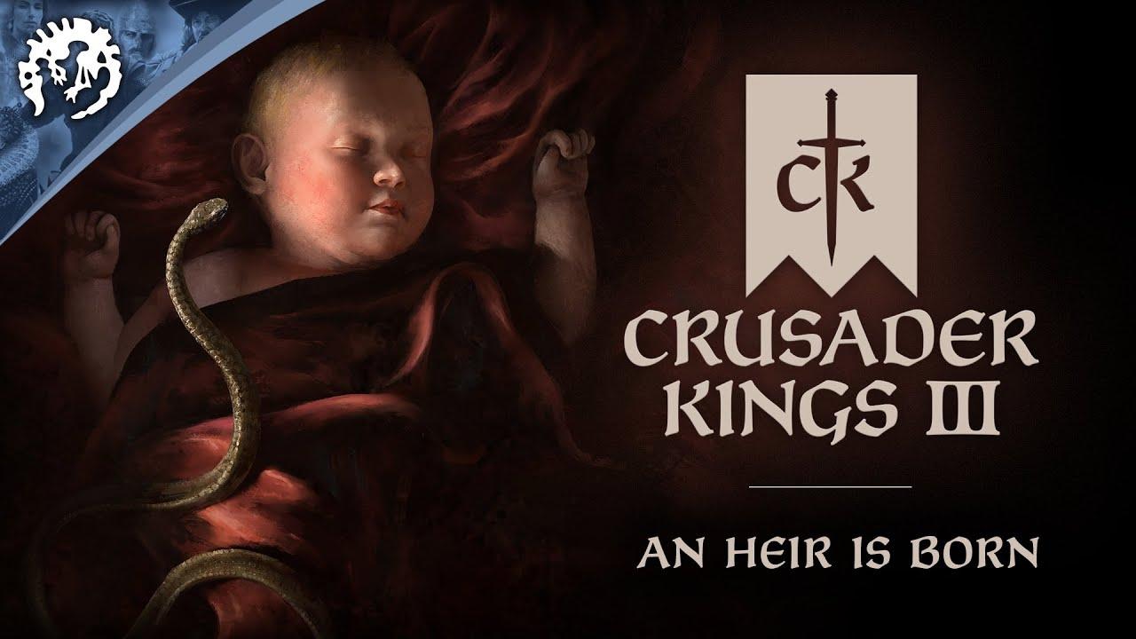 Crusader Kings 3 - Trailer di annuncio