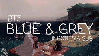 BTS - BLUE & GREY INDO SUB