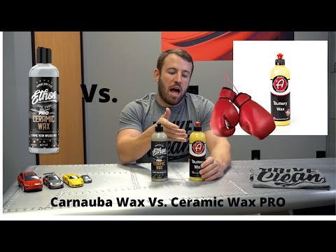 Carnauba Wax vs. Ceramic Wax | Ethos Car Care