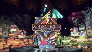 Chronicle: RuneScape Legends. Обзор-летсплей от Cr0n. Review