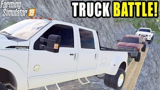 WHICH TRUCK IS BETTER? FORD, CHEVY OR DODGE | FARMING SIMULATOR 2019
