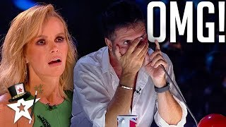 TOP MAGICIANS SHOCK JUDGES! Britain's Got Talent: The Champions 2019 | Magicians Got Talent
