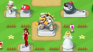 Super Mario Run - New Mario Odyssey Statues (Toad Rally - Road to  99,999)