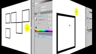 独学でWebデザイン Illustrator 使い方  第2回目 図形の移動・複製、色の設定、線の設定