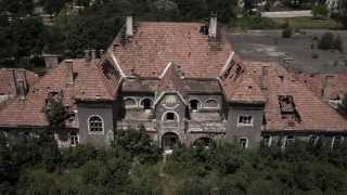 preview picture of video 'Urban Exploration - Hajmáskér Fortress (Veszprém, Hungary)'