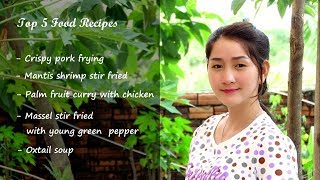 Top 5 Yummy Recipe Cooking - Yummy Cooking - Cooking With Sros