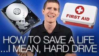 How to Save a Dying Hard Drive