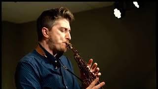 10MFAN Virtuoso Soprano Sax Mouthpiece. David Strong showing the vibrant side.