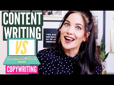 3 Differences Between Content Writing and Copywriting