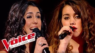 The Voice 2014│Marina d'Amico VS Claudia Costa - La Mamma (Charles Aznavour)│Battle