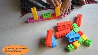 Building Blocks For Kids | Block Building Games | Block For Kids