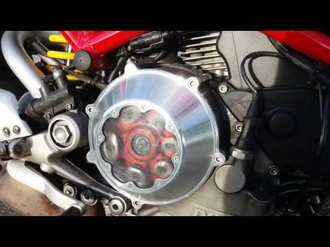 Ducati Monster S2R 1000 Start + Leerlauf 23.07.2017