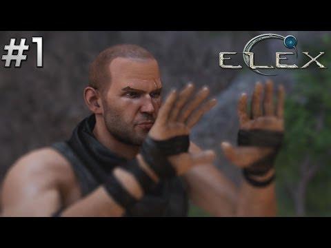 Elex #1 Ruiny starého světa