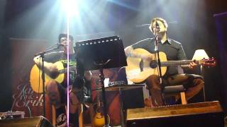 Guard My Heart - Bowling for soup - Acoustic with Jaret and Erik - London 2011