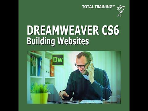 How to Build Websites Using Adobe Dreamweaver CS6, Online ...