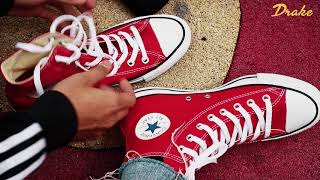 Converse Chuck Taylor All Star Classic - Red - 127441