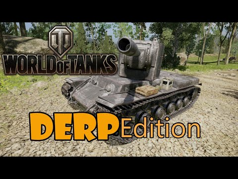 World of Tanks - Derp Edition
